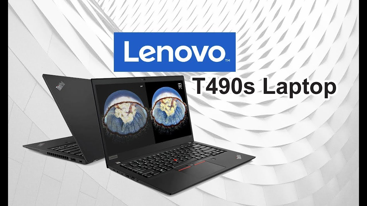Lenovo ThinkPad T490s Laptop | The T Series Product Tour (2019)