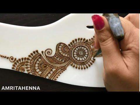 LEARN HENNA TATTOO MEHNDI ART ONLINE | BEST ONLINE MEHENDI TUTORIALS FOR BEGINNERS