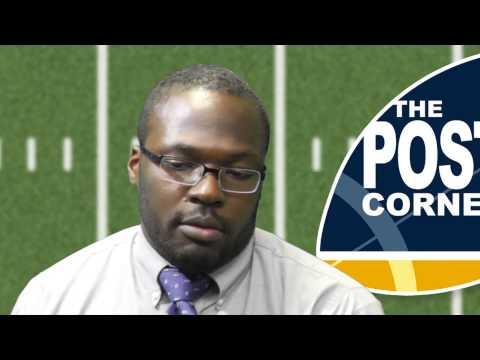 The Post Corner with David Igono 8-29-14