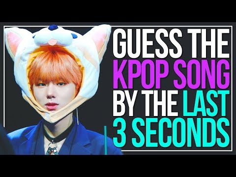 GUESS THE KPOP SONG BY THE LAST 3 SECONDS ⏱🤯 | KPOP Challenge | Difficulty: Easy