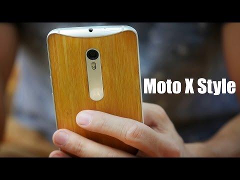 Обзор Moto X Style - лучший смартфон, который вы не купите