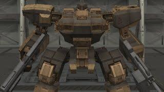 Front Mission 5 - Battle Simulator 07