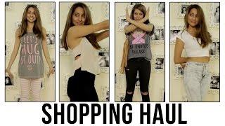 Shopping Haul - Primark, Forever 21 Love! | Anusha Dandekar | Diva On Duty