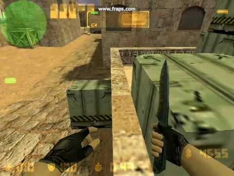 Counter-Strike 1.6 bomba (c4) saklama hilesi