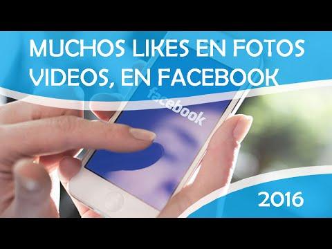 Como Tener Muchos Likes en Facebook 2016 |Comprobado|