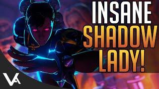 SFV - Shadow Lady Is Broken! Chun-Li Extra Battle Boss Challenge For Street Fighter 5 Arcade Edition