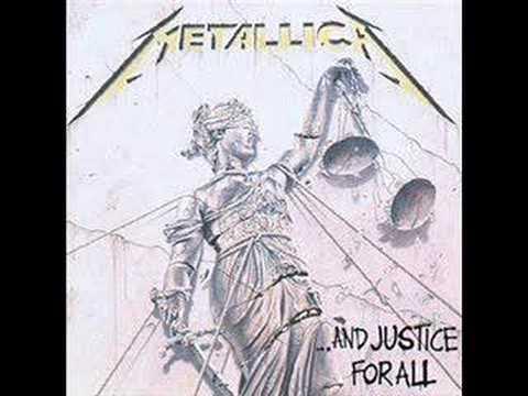 Metallica - AJFA in D Tuning