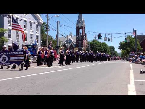 2015 Sherburne Pageant of the Bands- Milford Central School