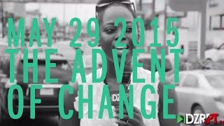 Nigeria May 29th 2015 Advent of Change