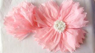 Гигантские цветы. Большие цветы. Как сделать цветы из бумаги. Оригами.(Гигантские цветы. Как сделать цветы из бумаги. Витрина. Как оформить витрину магазина. Декор комнаты. Декор..., 2015-09-30T11:07:11.000Z)