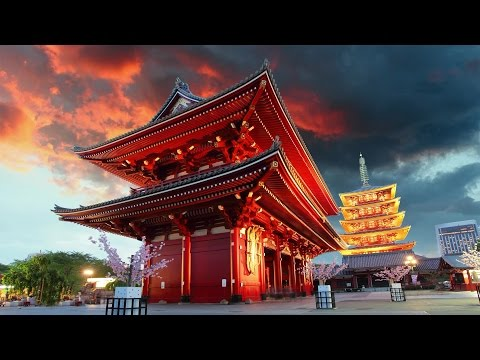 Sensōji temple| TOP TOKYO JAPAN CITY TRAVEL GUIDE | VISIT ATTRACTIONS | 浅草寺|  PART 1