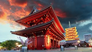Sensōji temple  TOP TOKYO JAPAN CITY TRAVEL GUIDE   VISIT ATTRACTIONS   浅草寺   PART 1