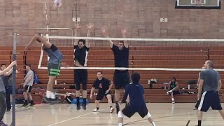 Bounce City vs Tall Ones - NCVA League 4 Volleyball Highlights