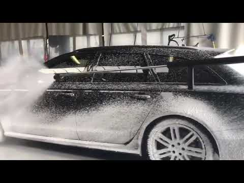 Audi Rs6 Ano Carwash No Brushes Or Sponges 100 Scratch Free