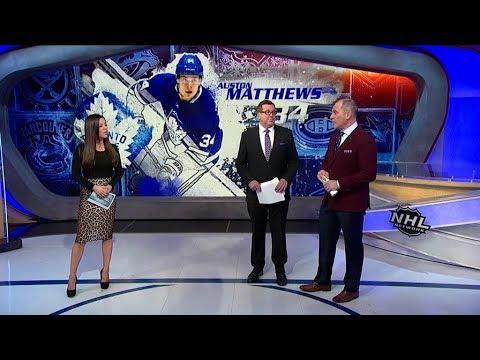 NHL Now:  Dubas on Matthews:  Dubas says the team is close to extending Matthews  Jan 22,  2019
