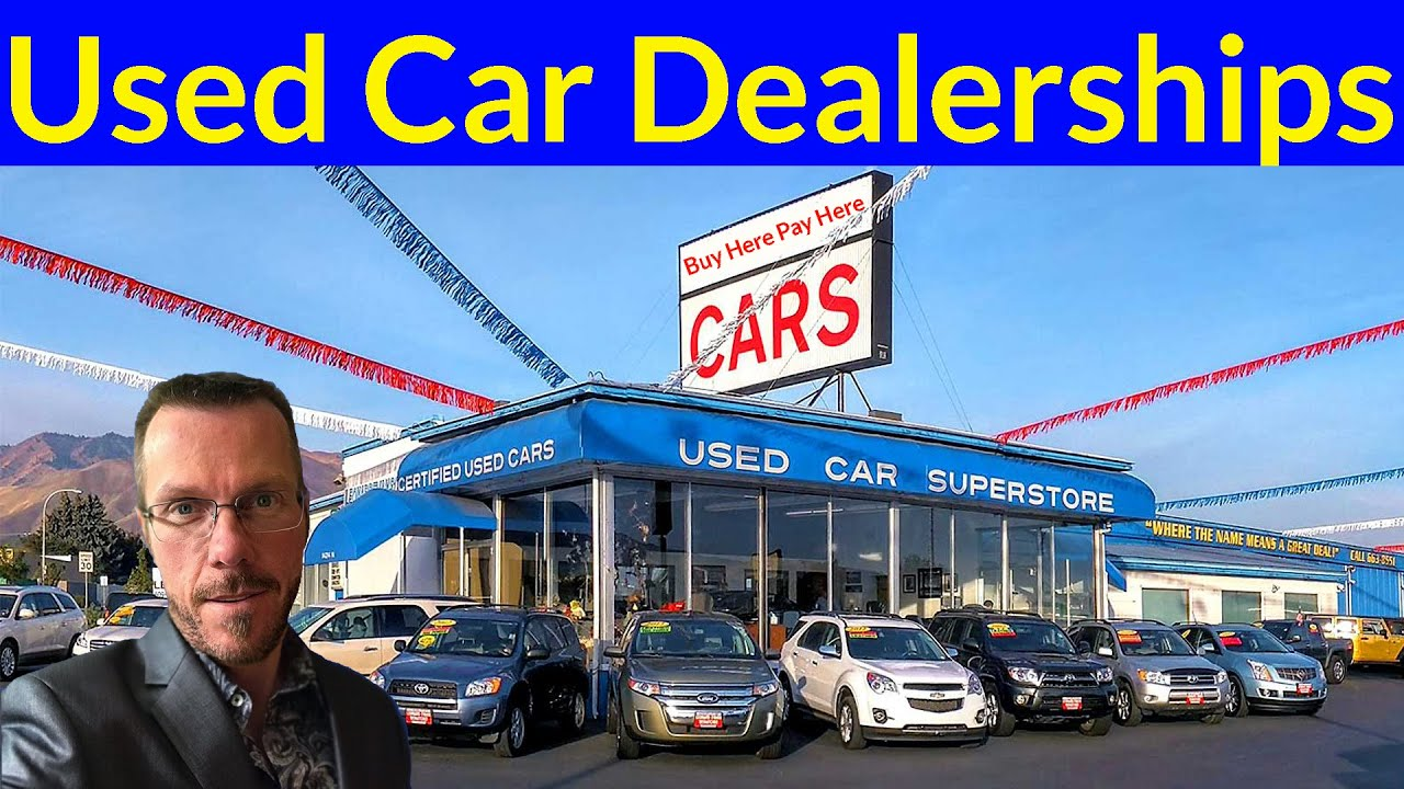 Buy Here Pay Here Used Car Dealerships - How I started My First Legitimate Business - YouTube