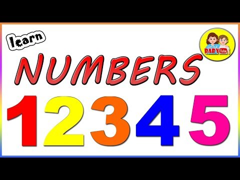 Learn Numbers 1 to 10 for Kids | Number Learning Videos | Educational Videos for Preschoolers