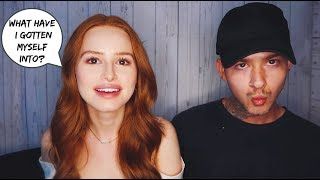 Quizzing my boyfriend on Riverdale part 3 | Madelaine Petsch