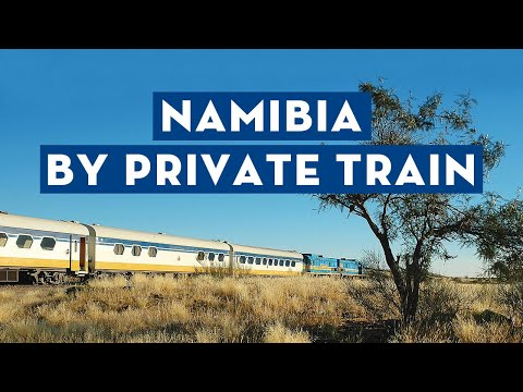 Exploring Namibia by