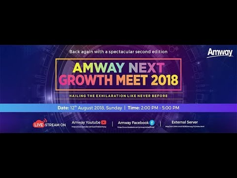 Amway India | Annual Next Growth Meet 2018