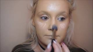 Full Foundation Routine / How to Contour? Highlight? - Becky Timlin