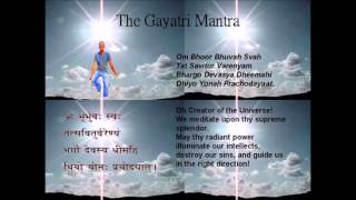 Deva Premal - Gayatri Mantra  (THE BEST VERSION)
