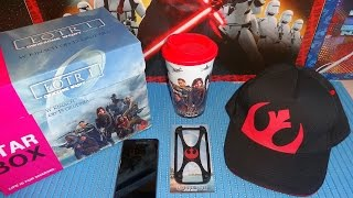 NEW 2016 Rogue One: A Star Wars Story - T-Mobile Star Box !!!