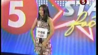 Star Factor TV5 - Cebu Auditions - Morissette Amon - Defying Gravity