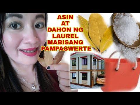 ASIN At DAHON Ng LAUREL PAMPAULAN NG SWERTE AT KASIYAHAN NG BUONG PAMILYA! -Apple Paguio7