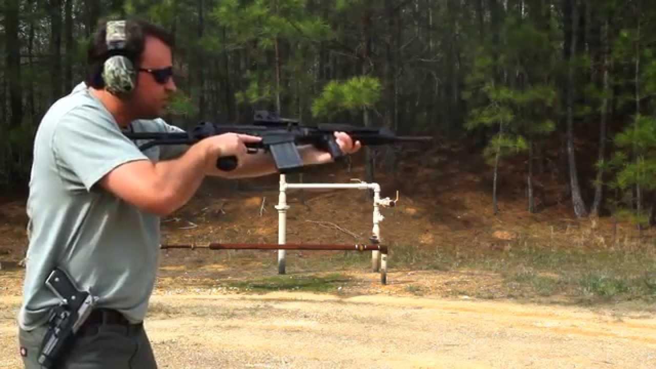 DSA SA58 (FN FAL) 7 62x51 NATO /  308 WIN