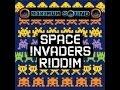 SPACE INVADERS RIDDIM MIX 1998