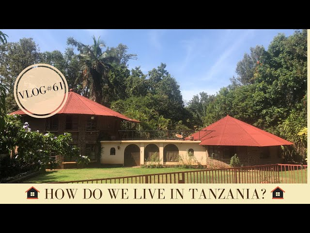 How do we live in Tanzania | Makasa Tanzania Safari ǀ VLOG #61