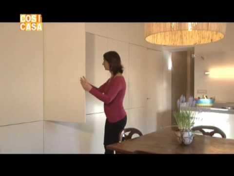 Soluzione innovativa per decorare gli ambienti doovi - Tiralinee parete ...