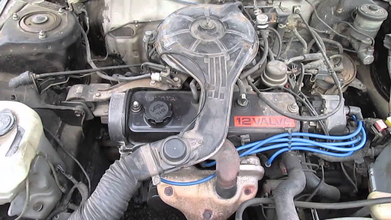 Corolla 2e Engine Repair Manual