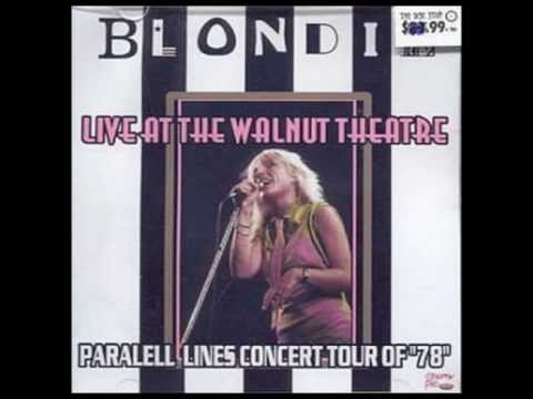Blondie W/ Johnny Thunders Jet Boy live Philadelphia 1978