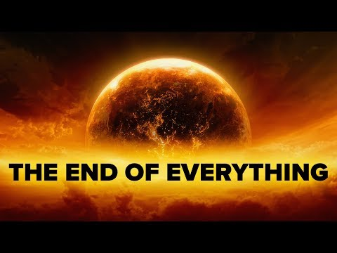 This Is How It All Ends - The Vacuum Metastability Event