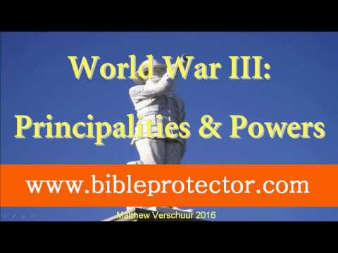 World War III: Principalities & Powers