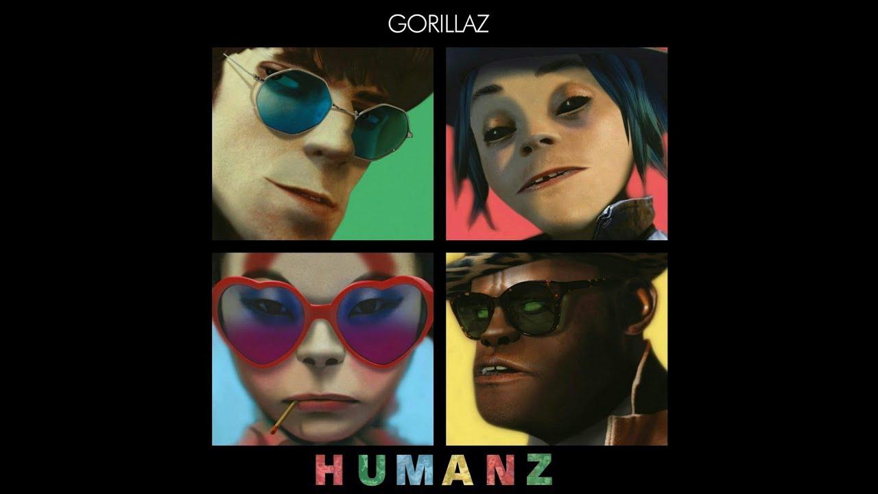 gorillaz humanz full album download