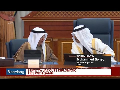 Arab World Faces Dramatic Split