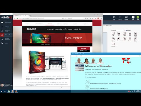 WebSiteX5 erleichtert WebDesign - HIZ076