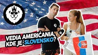 Vedia Američania kde je Slovensko ?   EMEFKA (Titulky)
