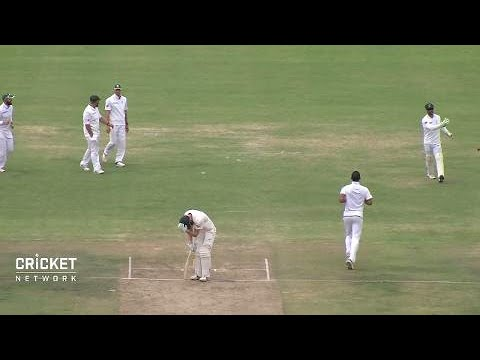 Highlights: South Africa A v Australia, day two