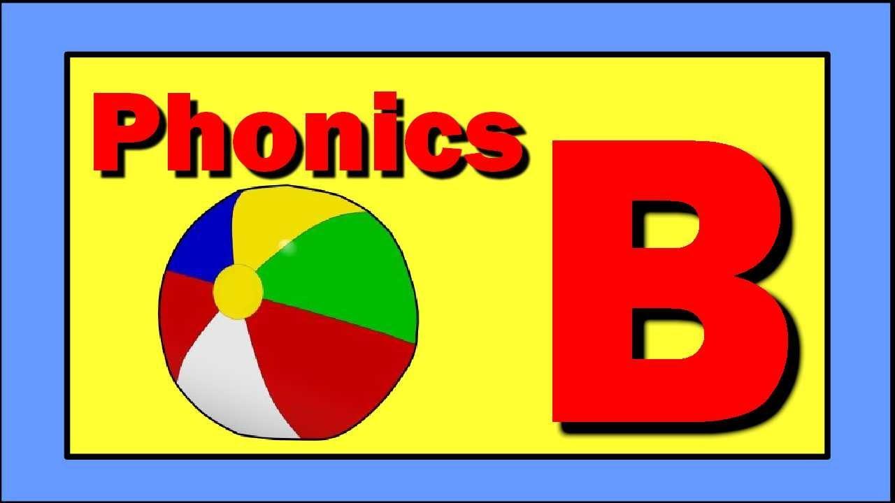 Phonics - Words using Letter B - YouTube