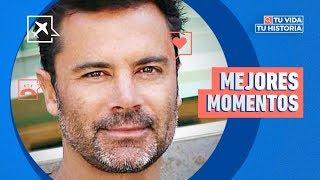 ¡SE QUEBRÓ! Kiwi recordó entre lágrimas a Felipe Camiroaga - Tu Vida Tu Historia