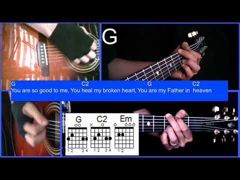 You Are So Good To Me chords by Third Day - Worship Chords