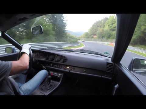 Nordschleife Porsche 944 Turbo 8:06 min BTG