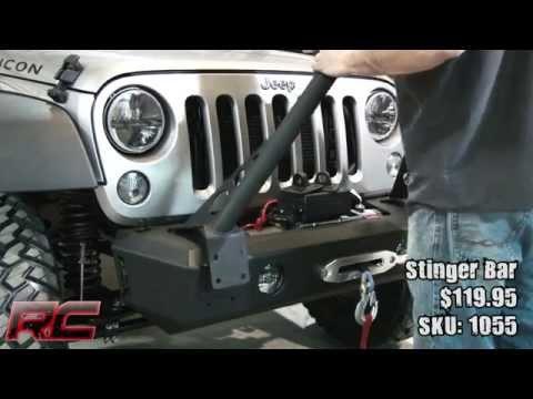 Jeep Wrangler JK Unlimited Build - RC Builds - Episode 4
