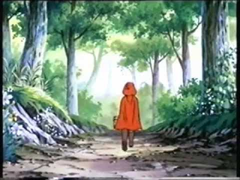 Little Red Riding Hood (1995 Anime) Part 2