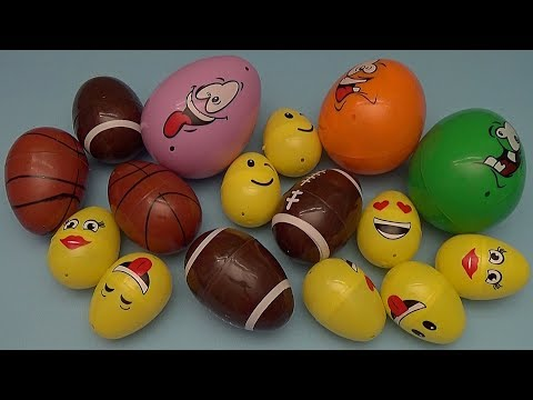 Learning Greater Than Less Than And Equal To With Surprise Eggs!  Lesson 4