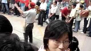 2006西港香科馬沙溝烈池宮往慶安宮參香